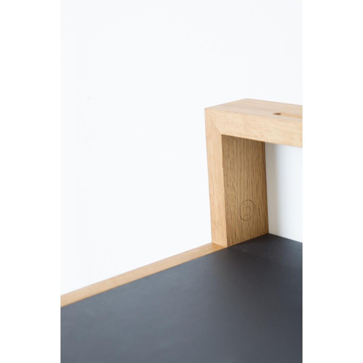 das kleine b ablagebord buck. Black Bedroom Furniture Sets. Home Design Ideas