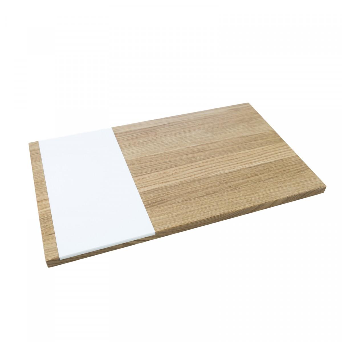 Schneidebrett pano, Doppelseitiges Design - Schneidebrett aus Holz | Holzbutiq