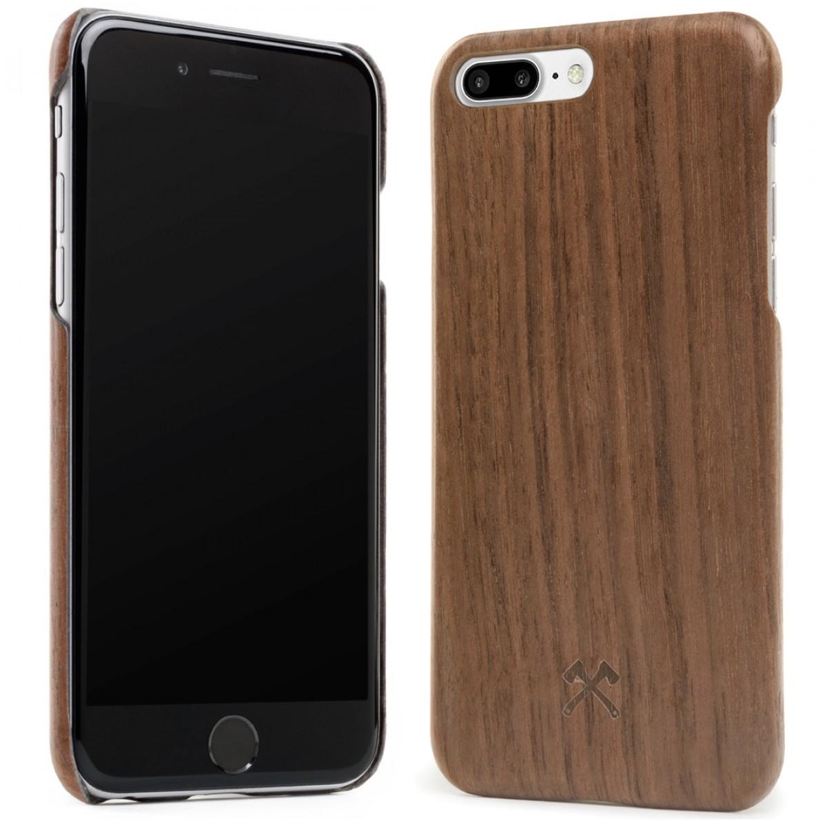 Woodcessories - EcoCase Cevlar - Premium Design Hülle, Case, Cover, Backcover für das iPhone aus FSC zert. Holz (Walnuss, Kirsche, Bambus)