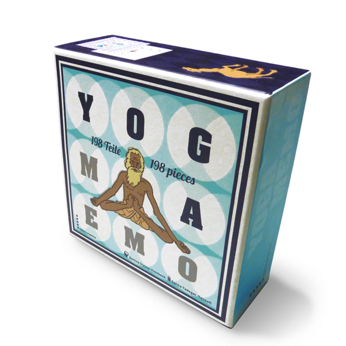 ZEIXS – Yoga Memo