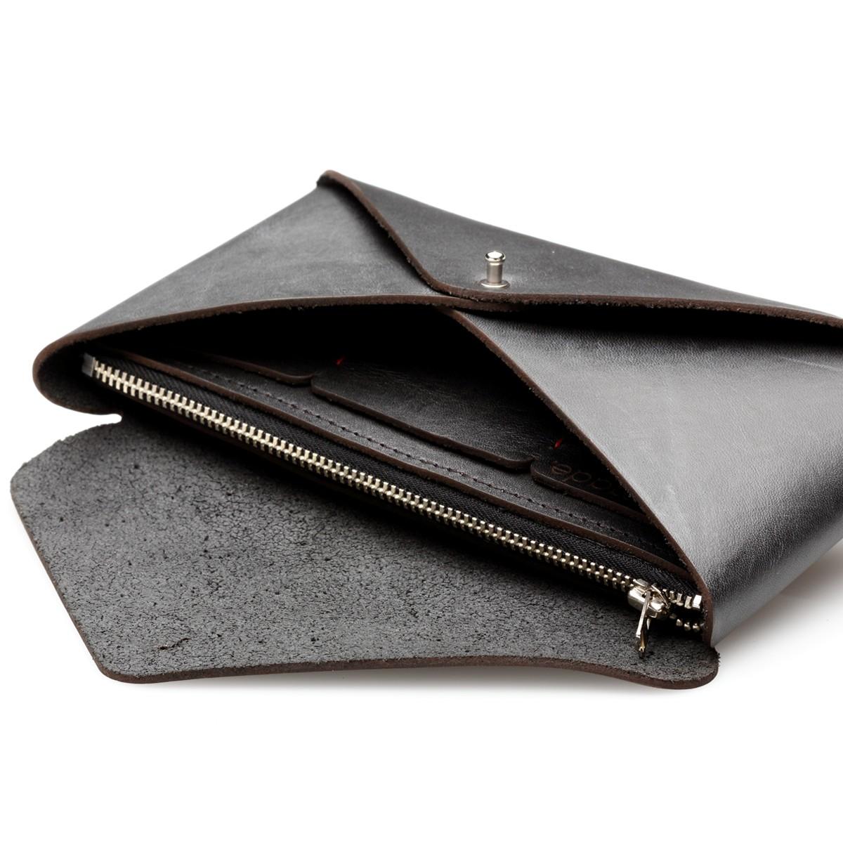 germanmade. L'étoile etui - Geldbeutel für Damen (schwarz)