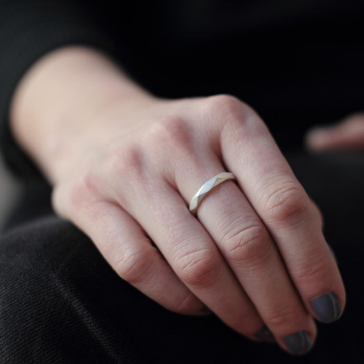 Ring FACETTE