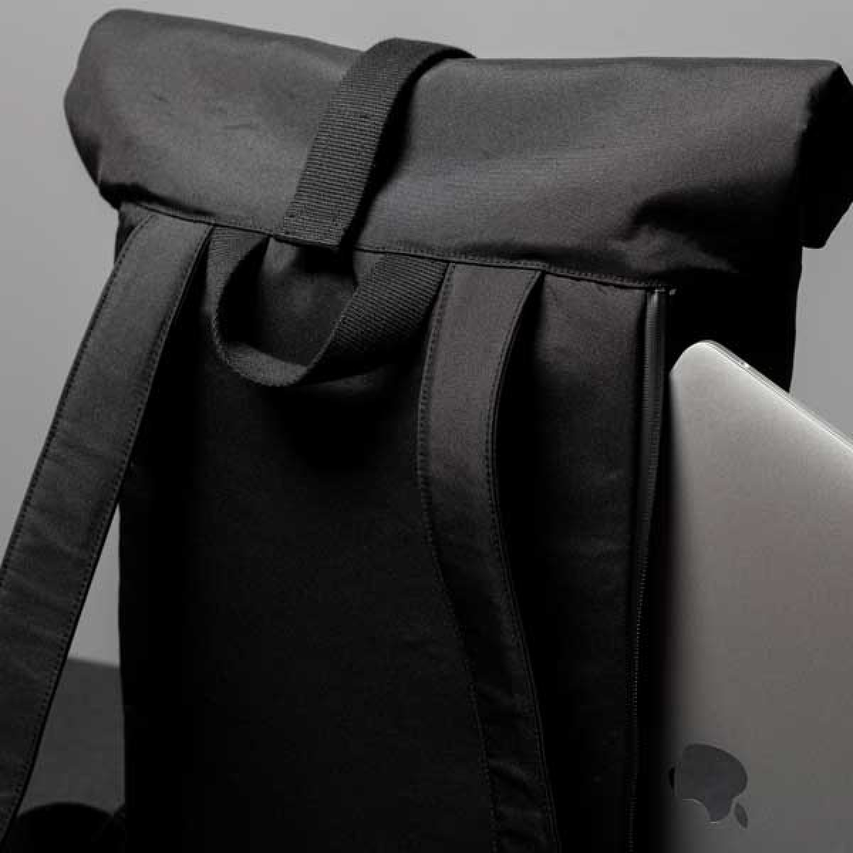 Faix Design – BACKPACK INVISIBLE SHELL  black