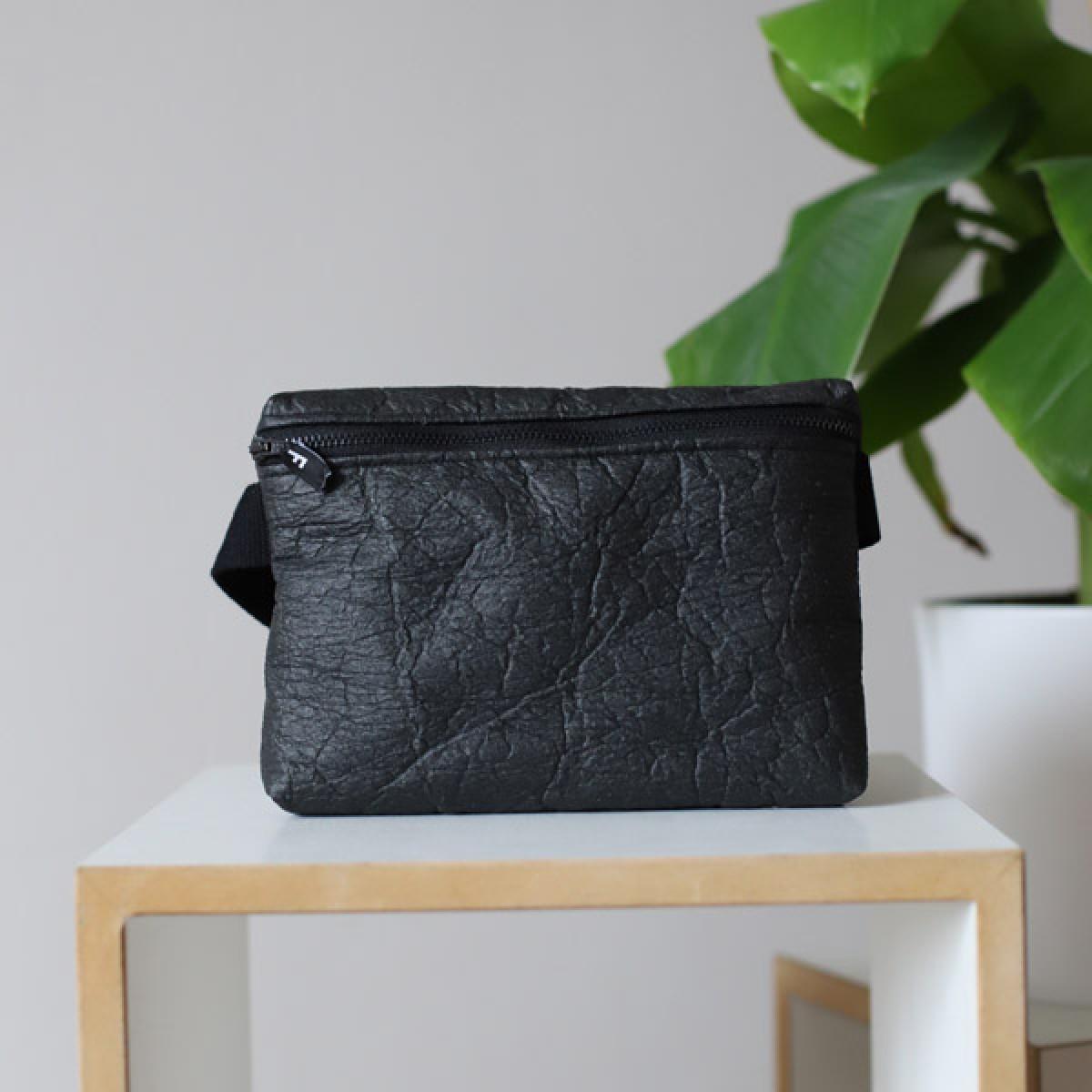 Faix Design – Belt Bag BLACK ON BLACK