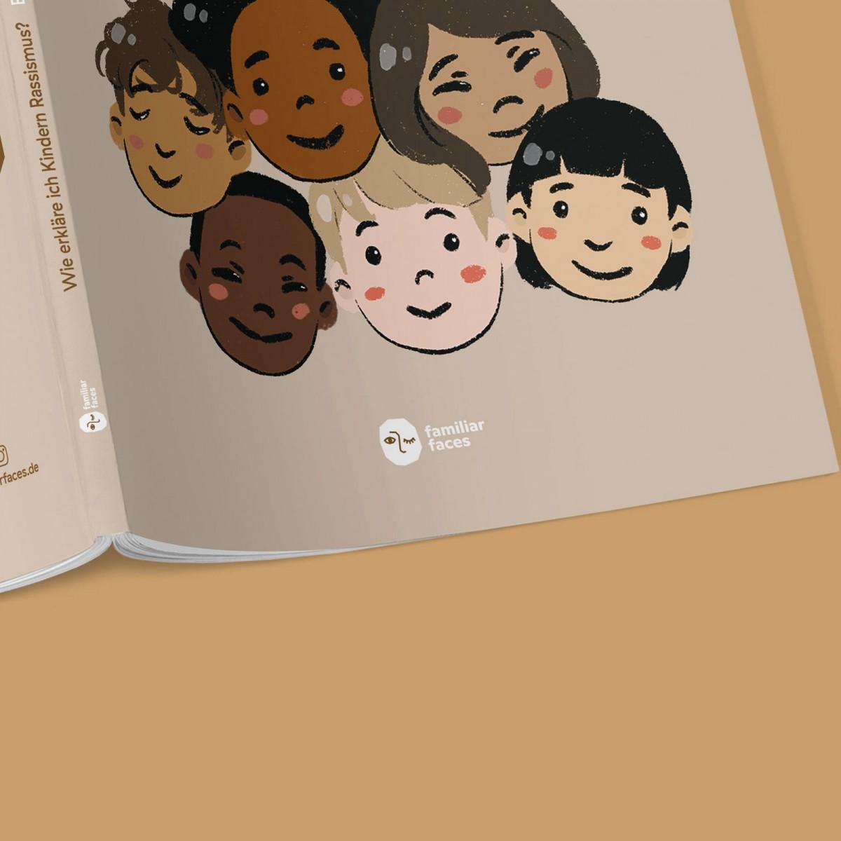 Wie erkläre ich Kindern Rassismus? Ein Leitfaden.