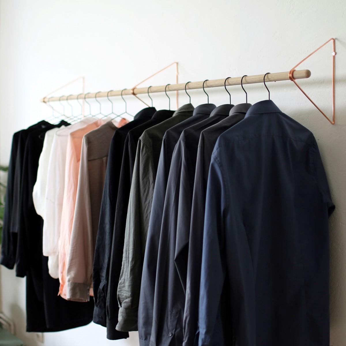 fifti-fifti products SPRING Garderobe (verschiedene Größen)