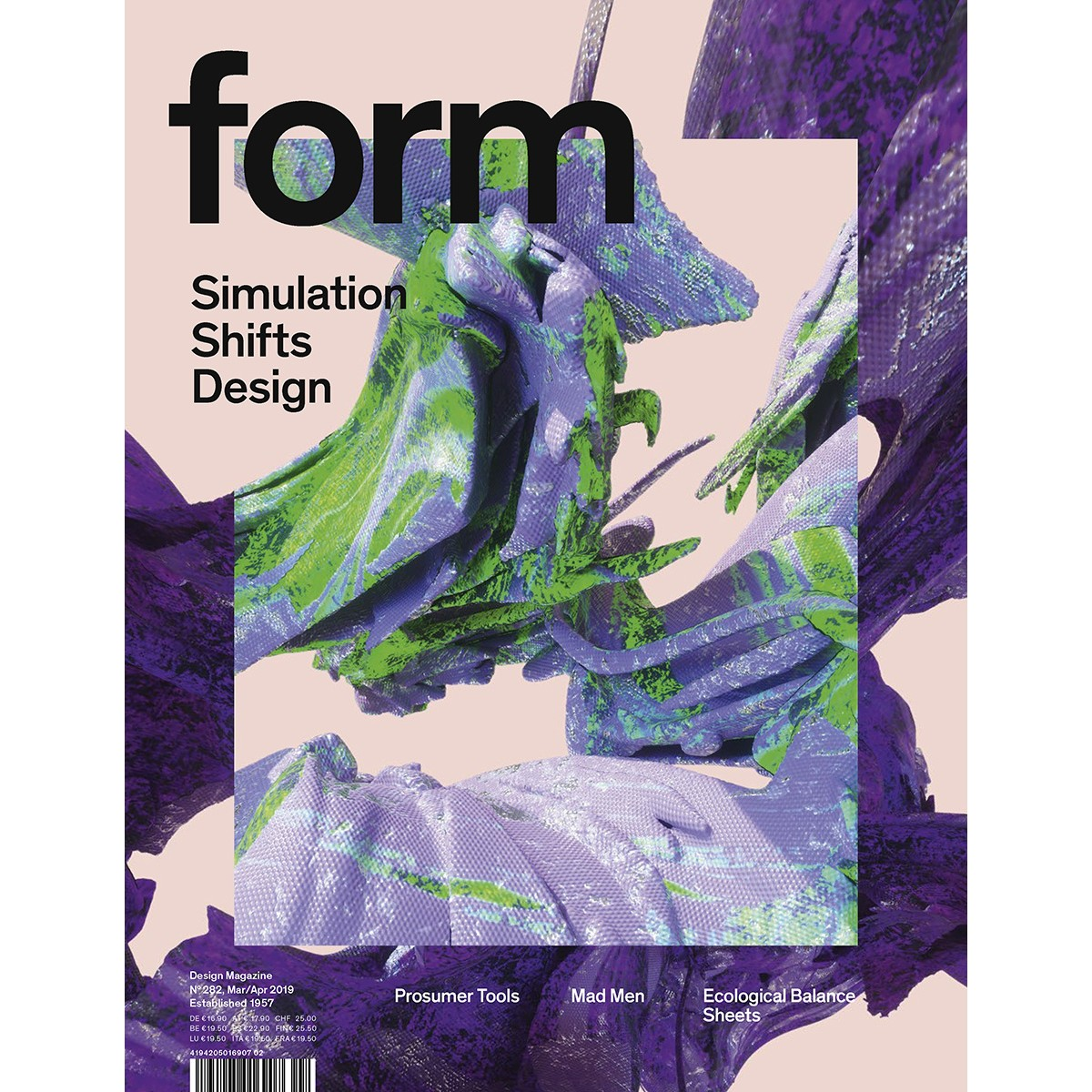 form No. 282 Simulation Shifts Design