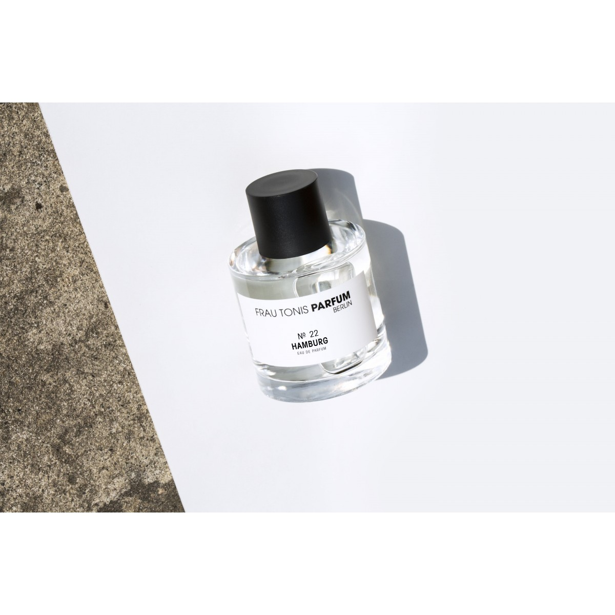 No. 22 Hamburg | Eau de Parfum (100ml) by Frau Tonis Parfum