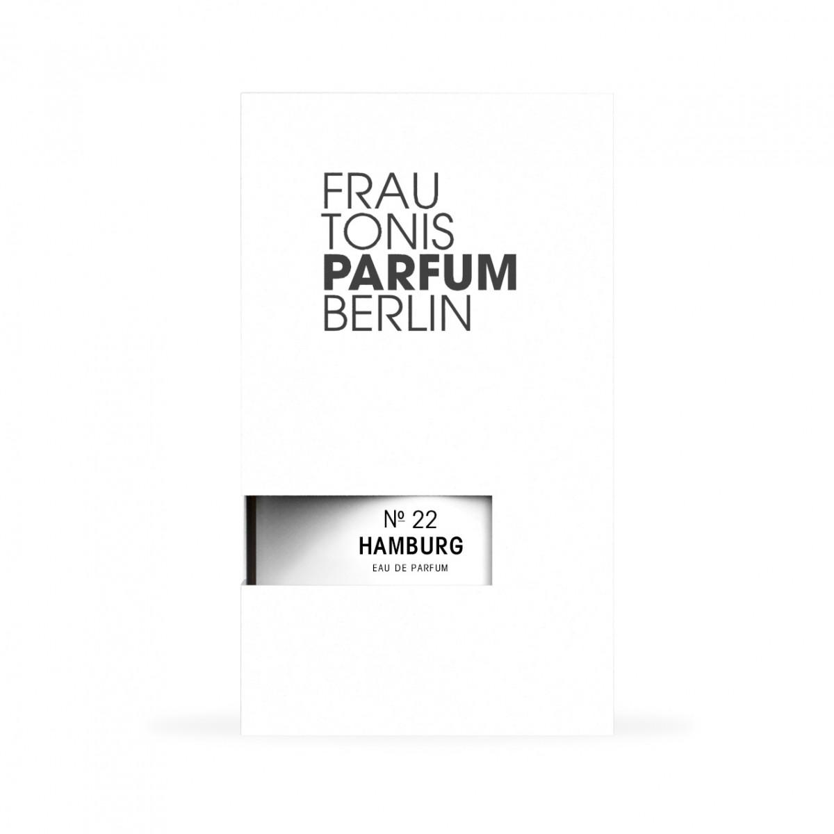 No. 22 Hamburg | Eau de Parfum (50ml)
