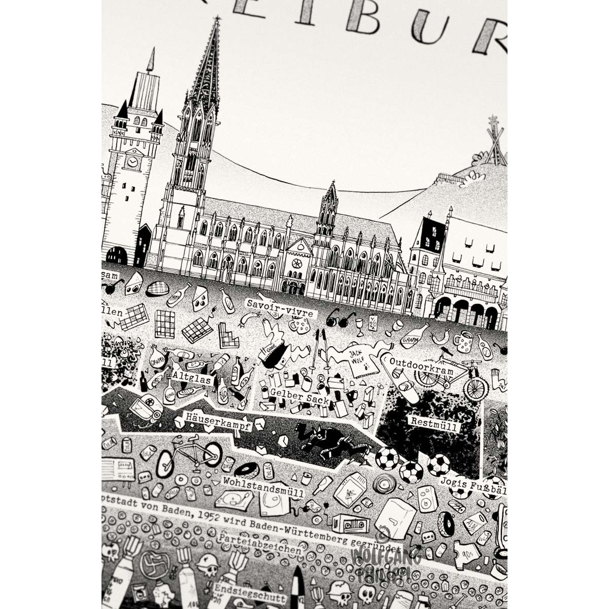 Freibug Plakat
