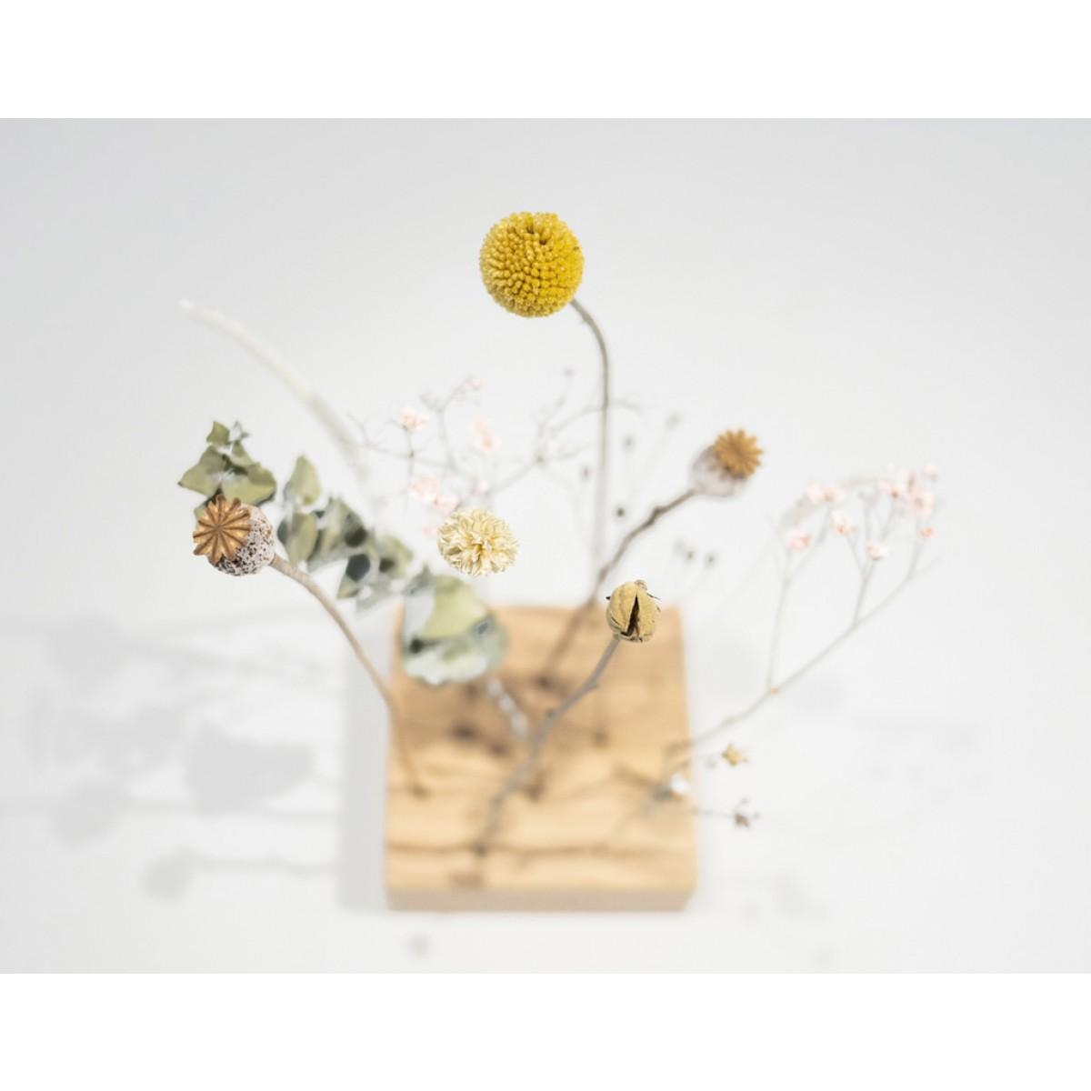 Daheim Sein – Trockenblumenvase Freudenbringer