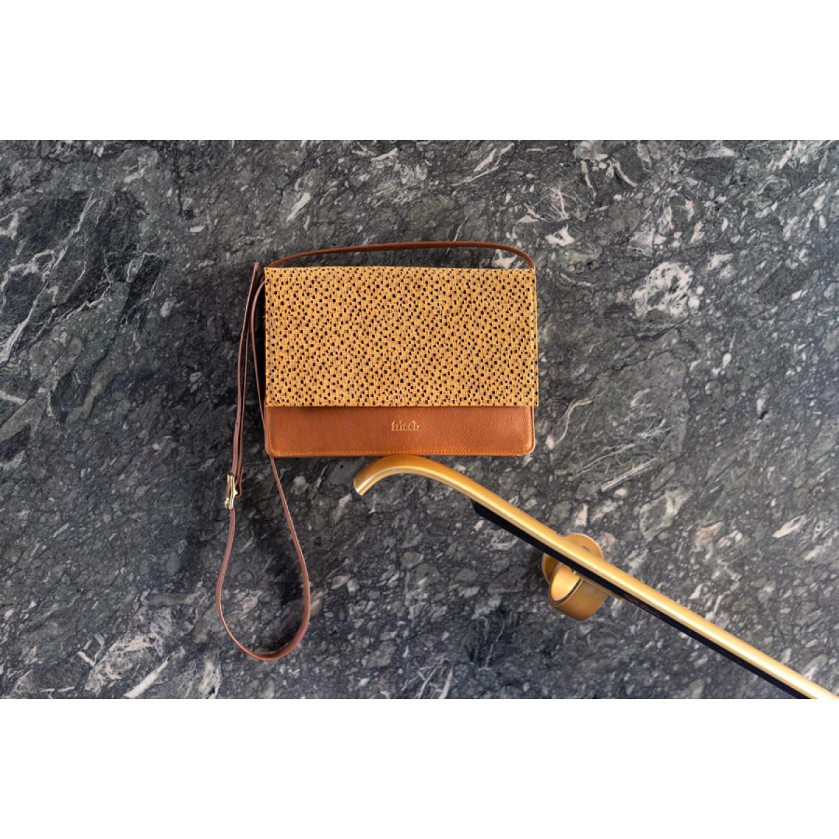 frisch Handtasche PARIS aus fairem Leder