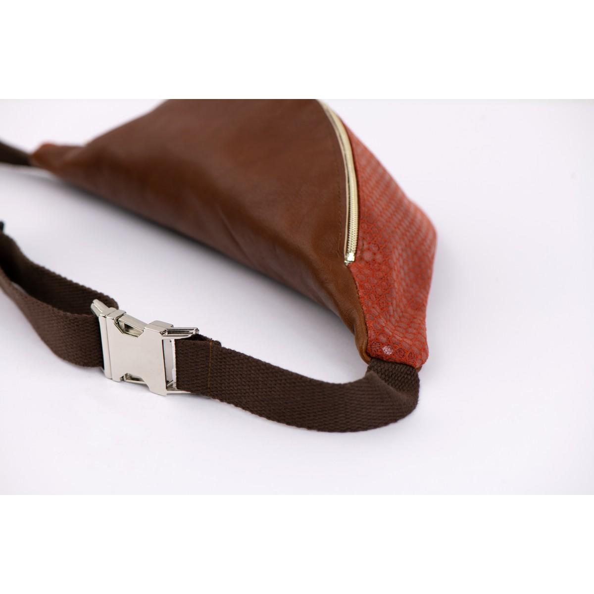 frisch Bauchtasche / Hip bag LAVA