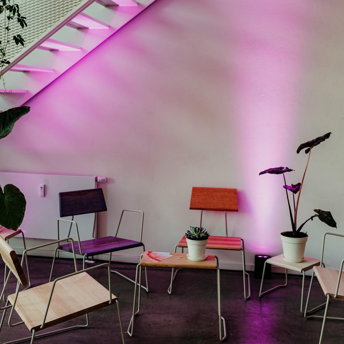 Fuchs & Habicht Loungechair mit Armlehne D:008