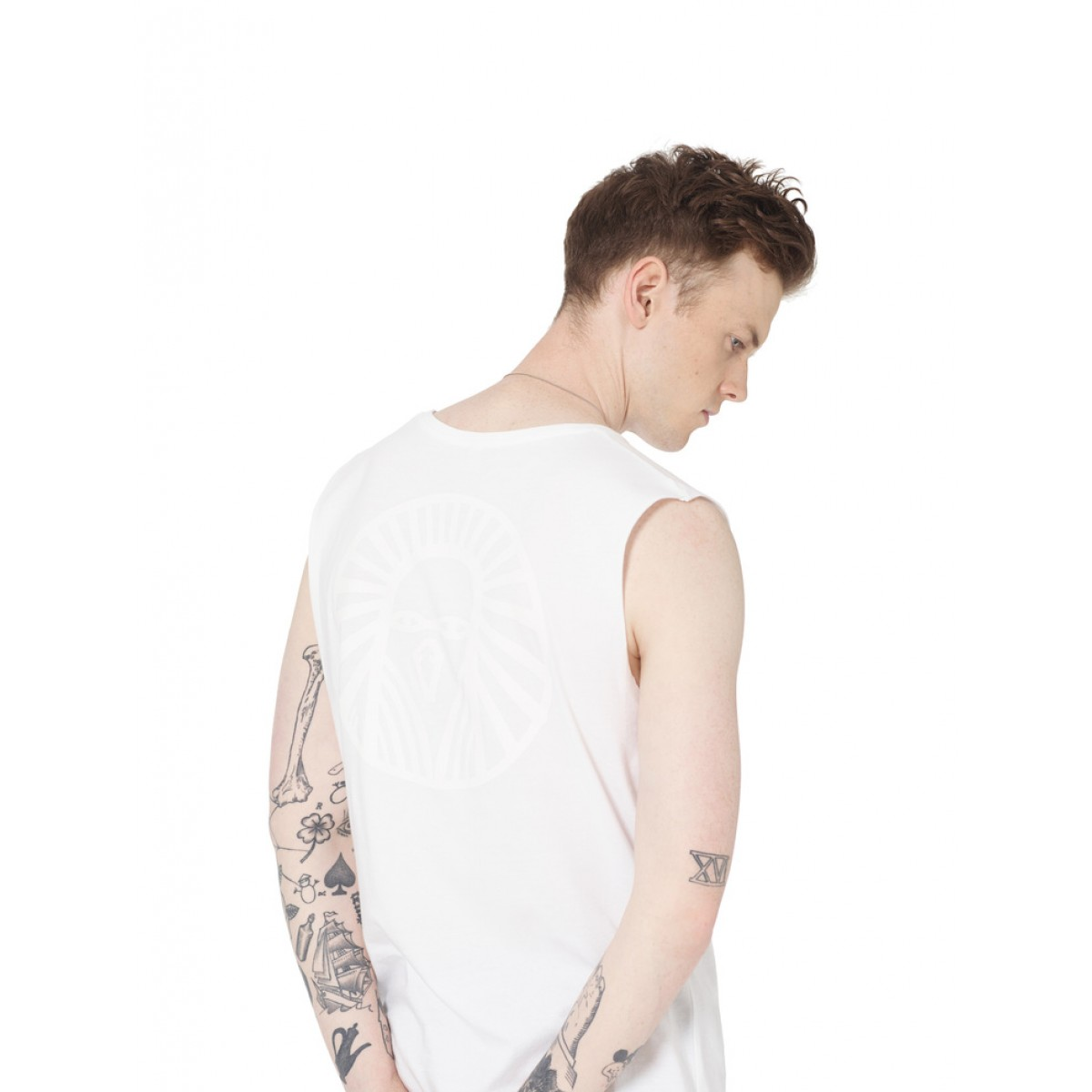 fabelwesen berlin FW.06 WHITE FREEDOM // sleeveless
