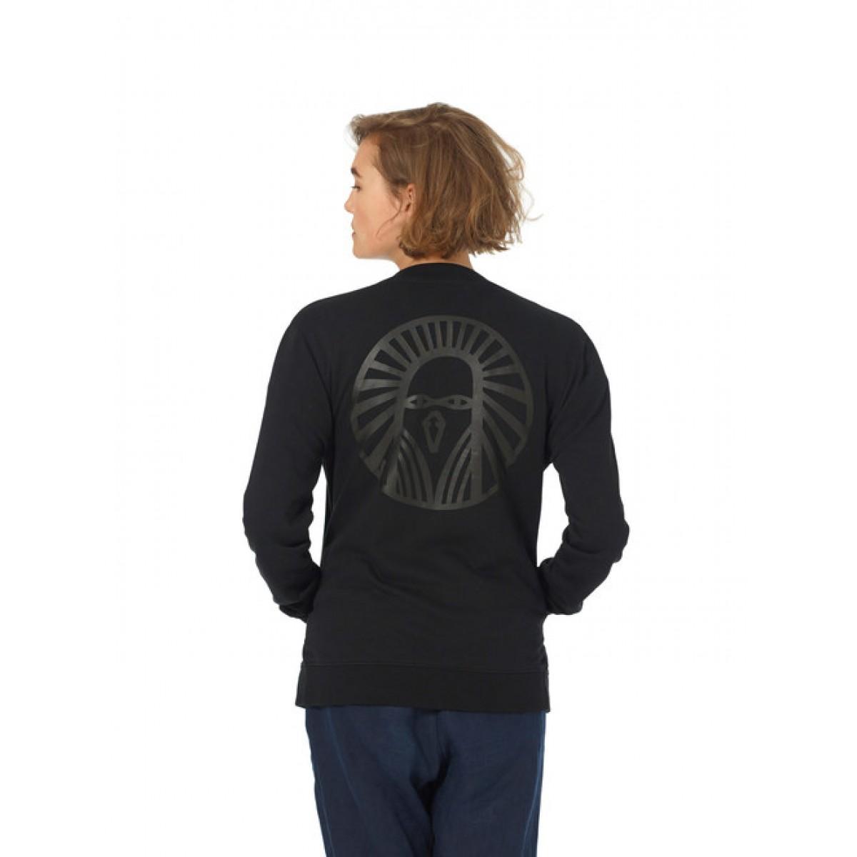 fabelwesen berlin FW.14 COLLEGE JACKET Zip Sweater