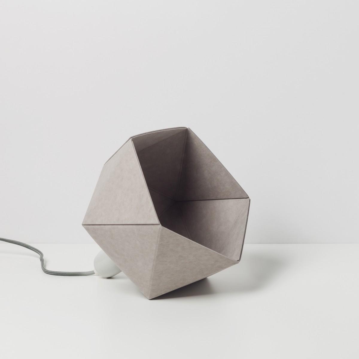 KAMI. geometric lamp shade
