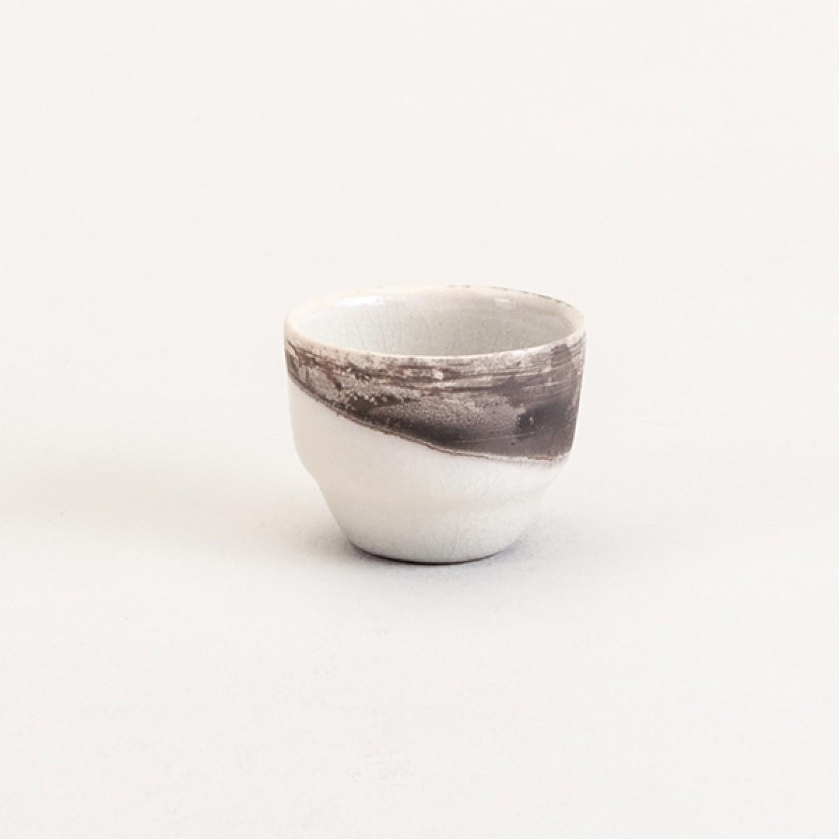 "Raku-Cup ""Ringo"" Typ M – studio.drei"