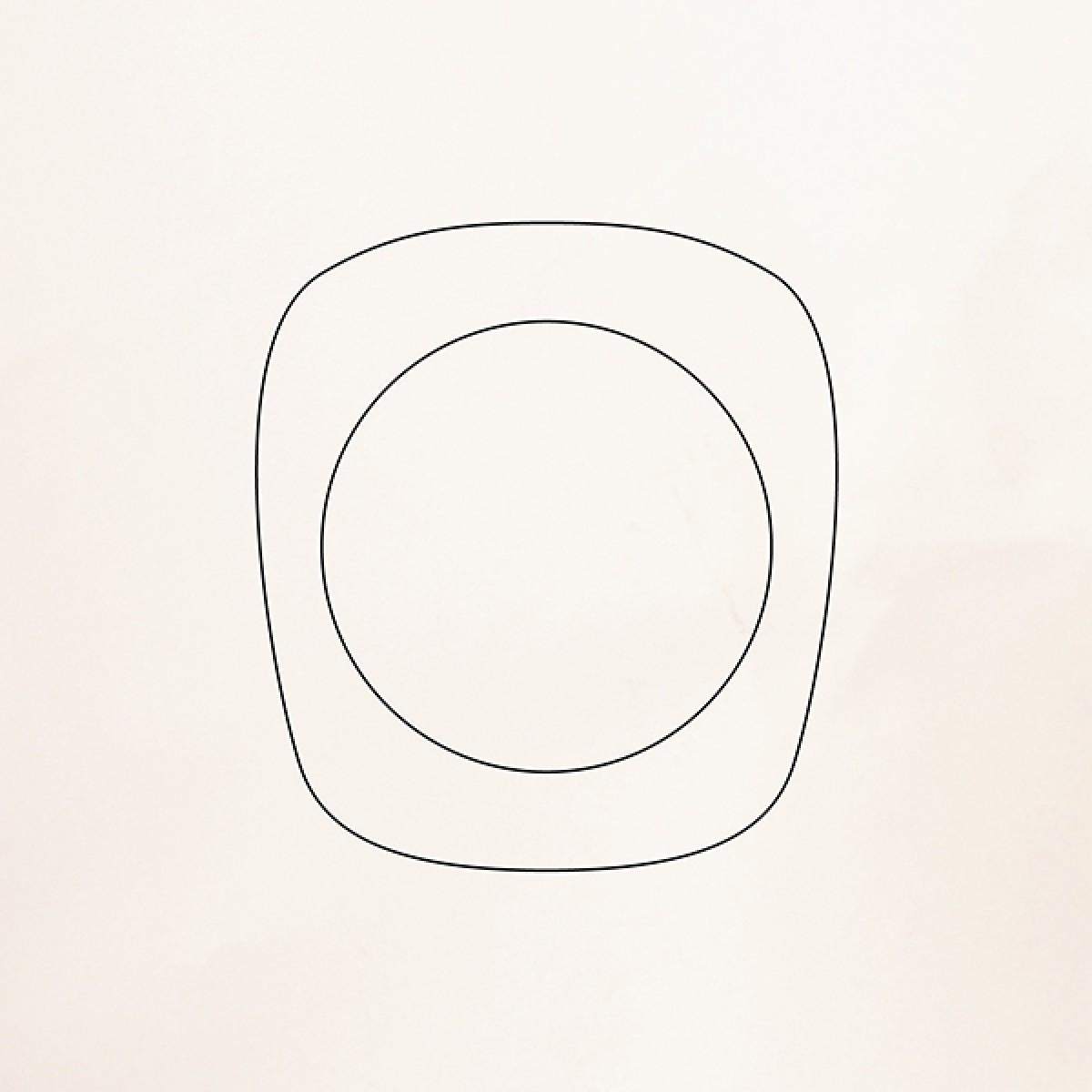 """Superstone Ring """"Fred"""", 18ct Gelbgold plattiert – studio.drei"""