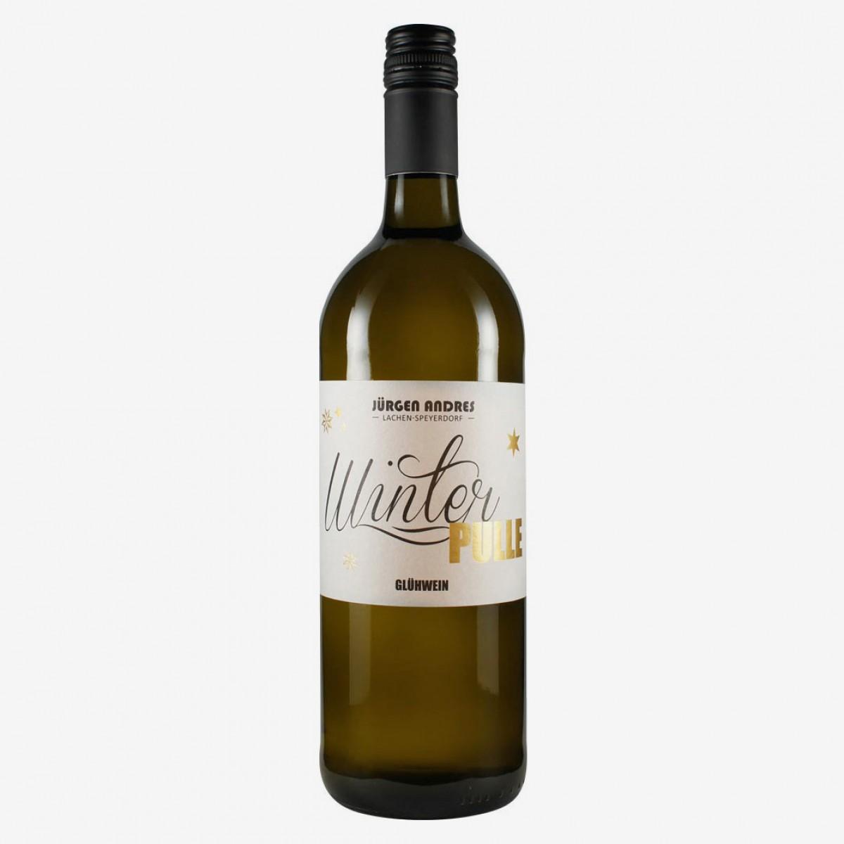 Weingut Jürgen Andres »Winterpulle« Glühwein aus weißen Rebsorten (1 Liter)