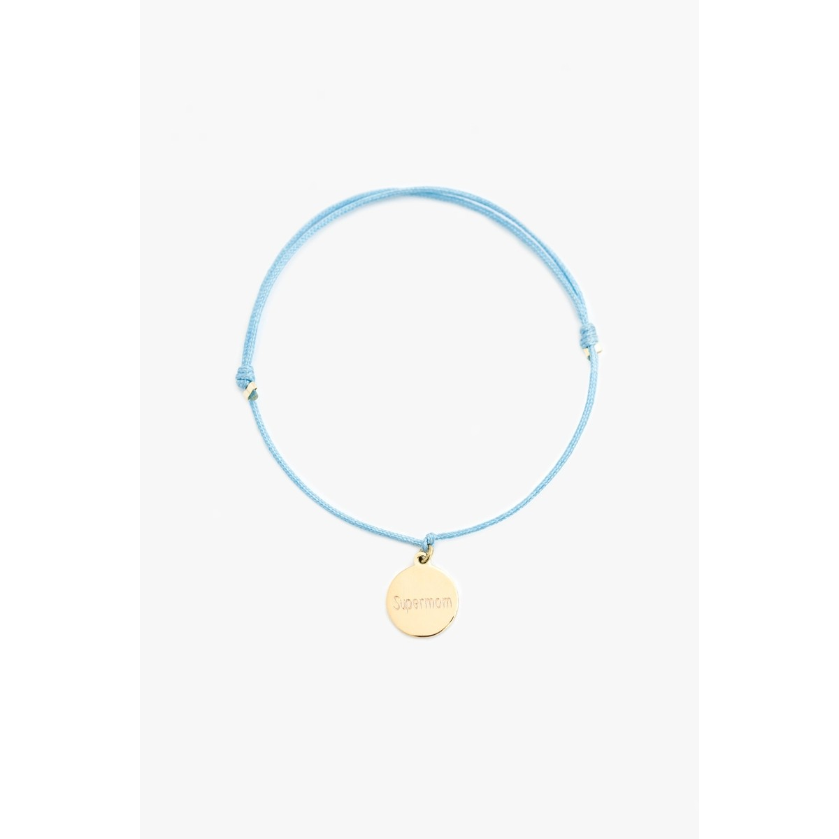Oh Bracelet Berlin - Armband »Supermom« Farbe Gold
