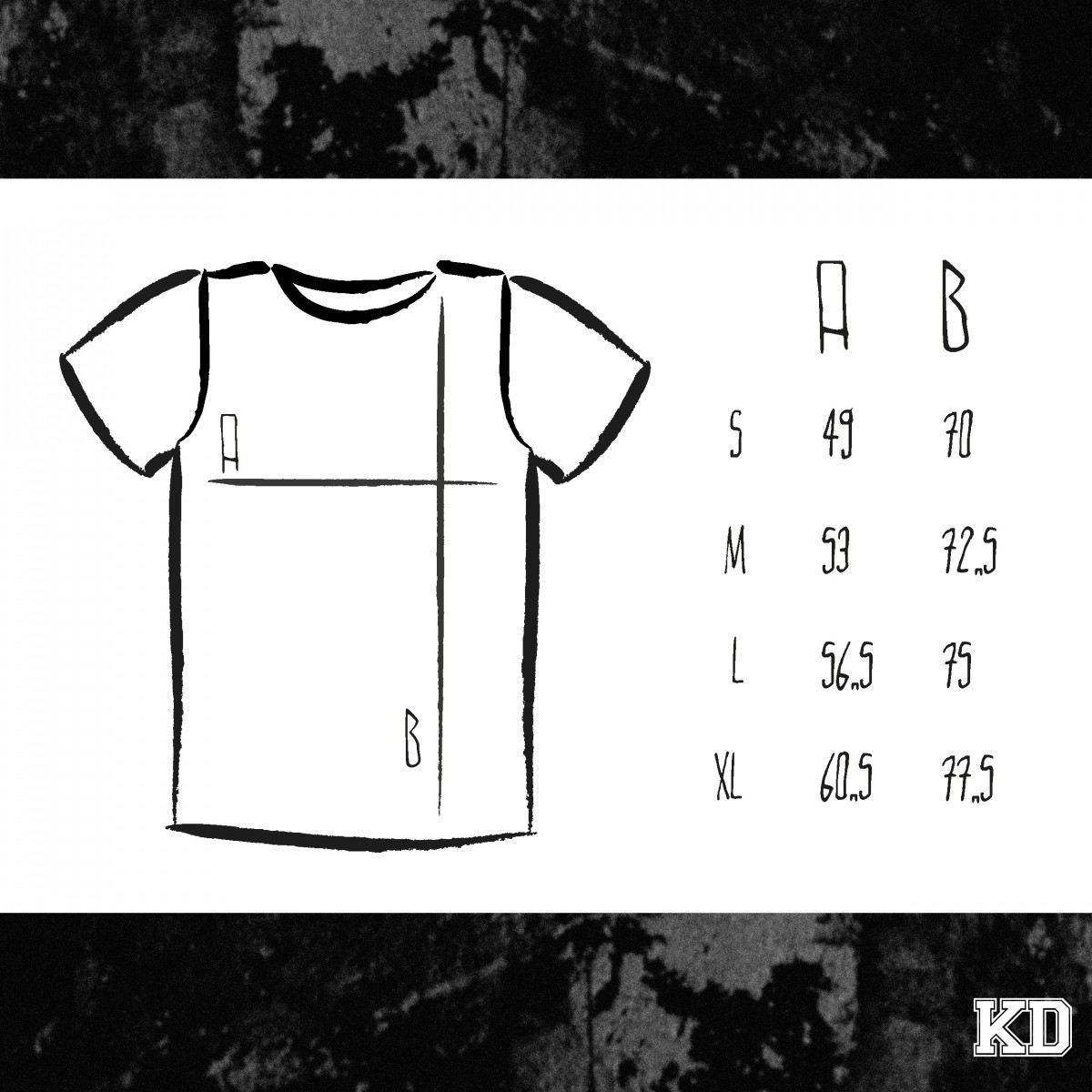 KINDERGELD CLASSIC T-SHIRT BERND unisex (META) schwarz