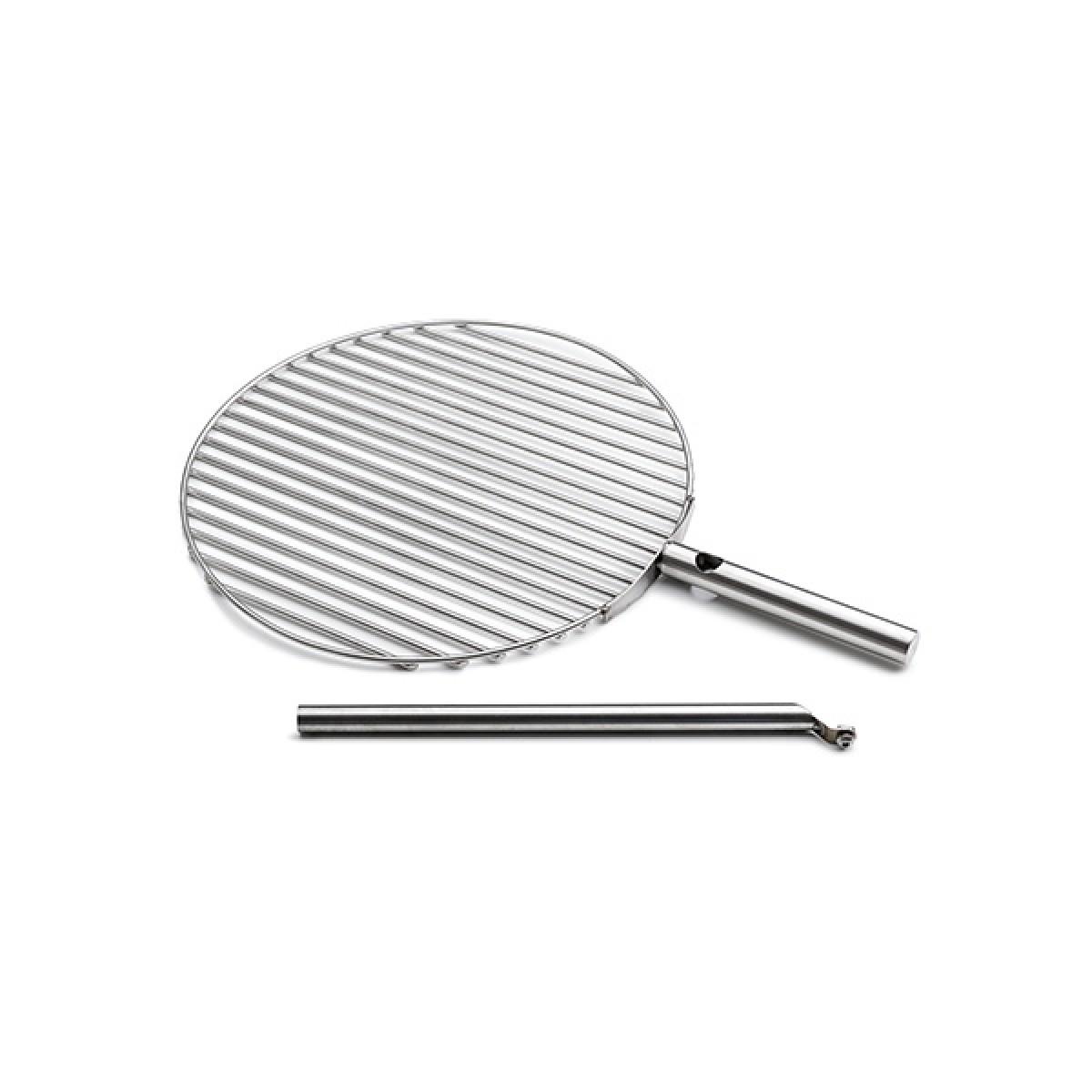 TRIPLE Grid | Grillrost | Ø 45 cm | optionales Zubehör für TRIPLE Fire Bowl | Feuerschale von höfats