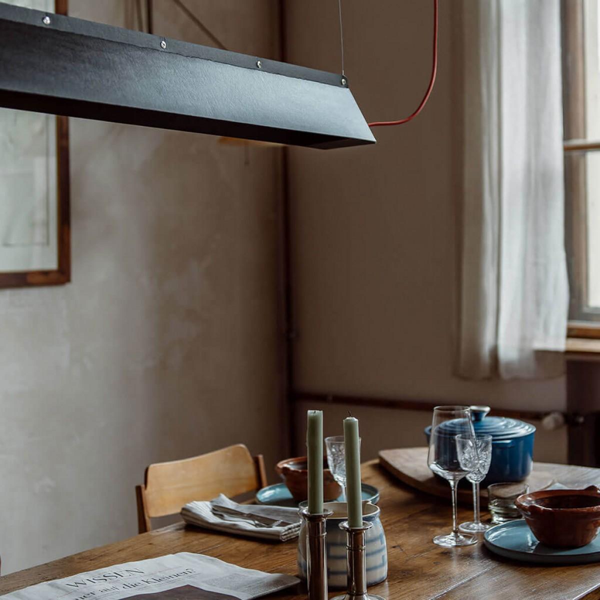 Hängeleuchte | Lampe | ROOM IN A BOX (Leuchtmittel kaltweiß)