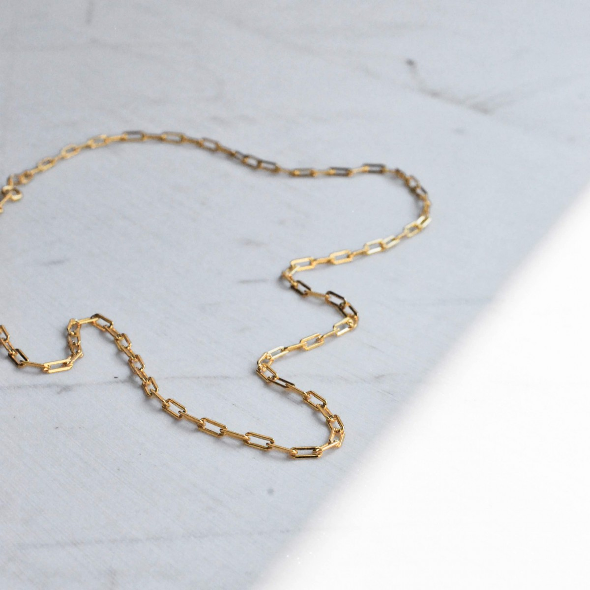 iloveblossom MINI PAPERCLIP Halskette