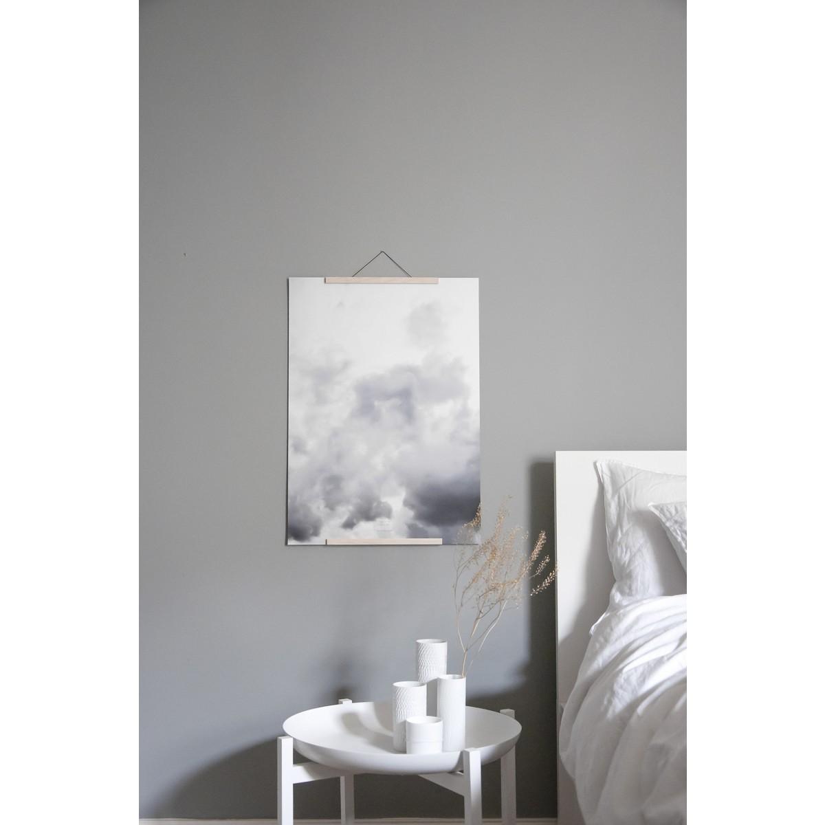 na.hili head in the clouds - A3 Artprint - Poster