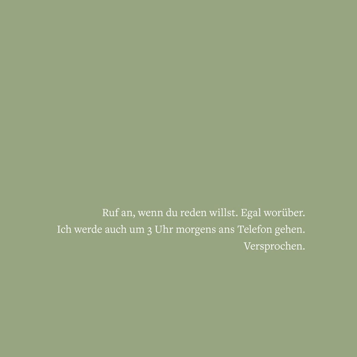 Versprochen I | 3er Set Klappkarten inkl. Umschlag | heartfelt paper & co