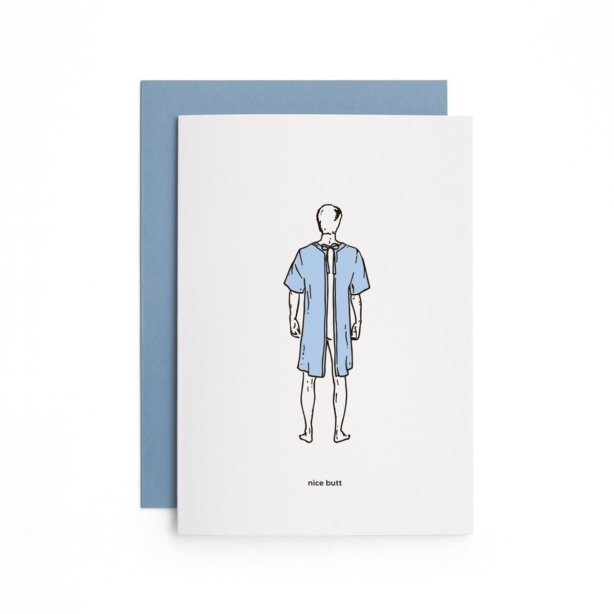 Set Get Well Soon | 4er Set Klappkarten inkl. Umschlag | heartfelt paper & co