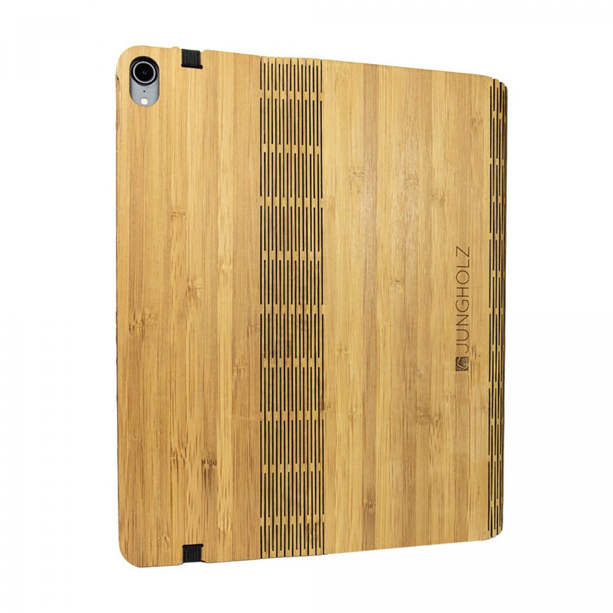 JUNGHOLZ Design WoodCase, Tablet, Bambus, iPad Pro 12.9'' 3.Generation