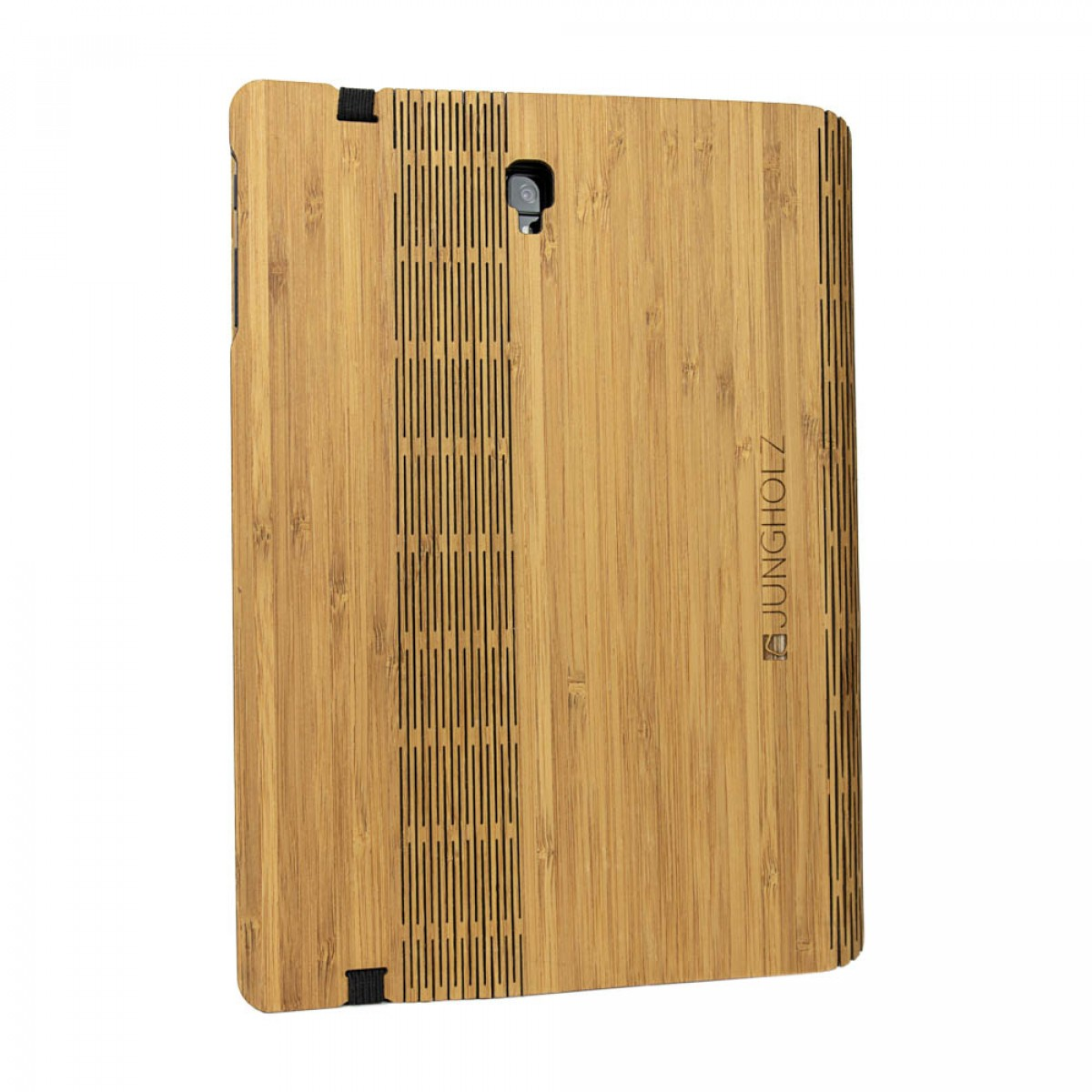 JUNGHOLZ Design WoodCase, Tablet, Bambus, Samsung Galaxy Tab S4