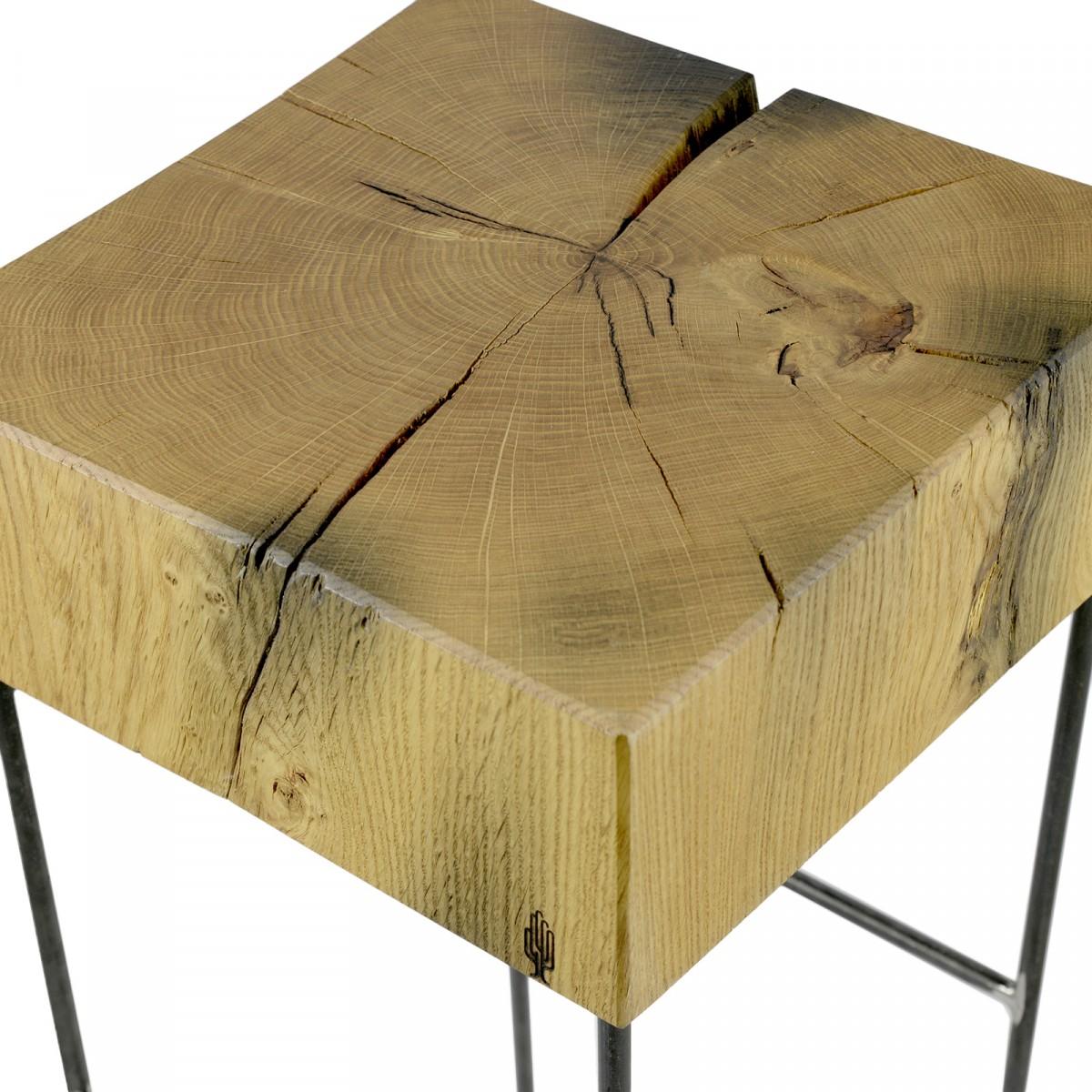 Hocker tabureto granda | Holzbutiq