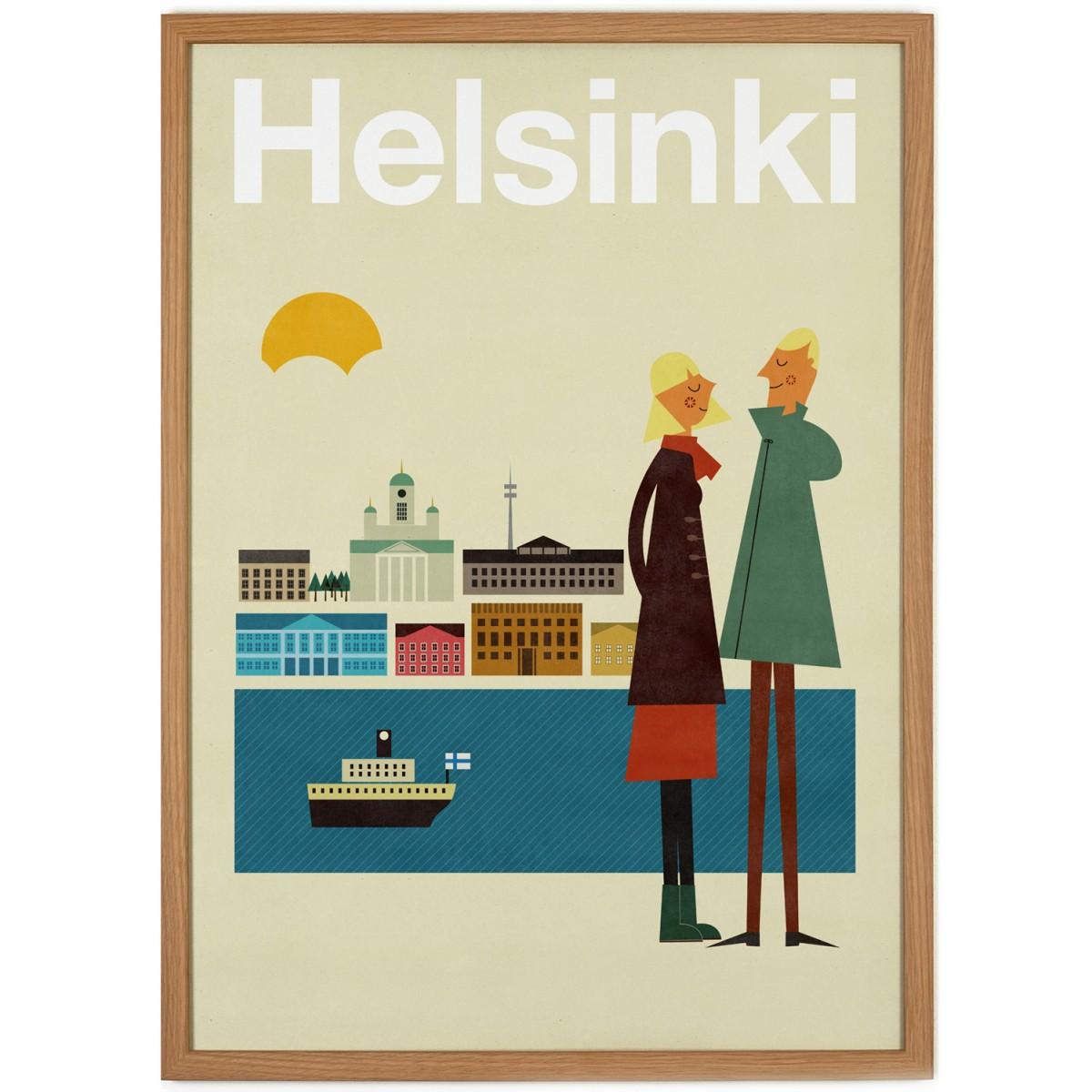 Human Empire Helsinki Poster