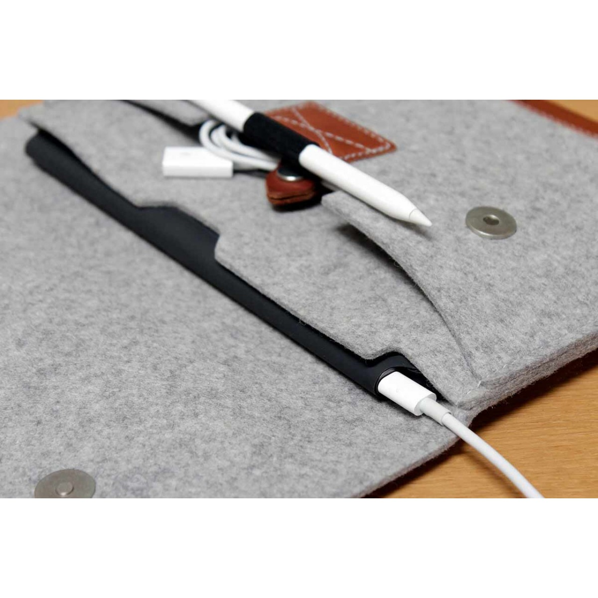 "iPad Pro 11"" (2020) Hülle, sleeve ""Hampshire"" mit Magic Keyboard"