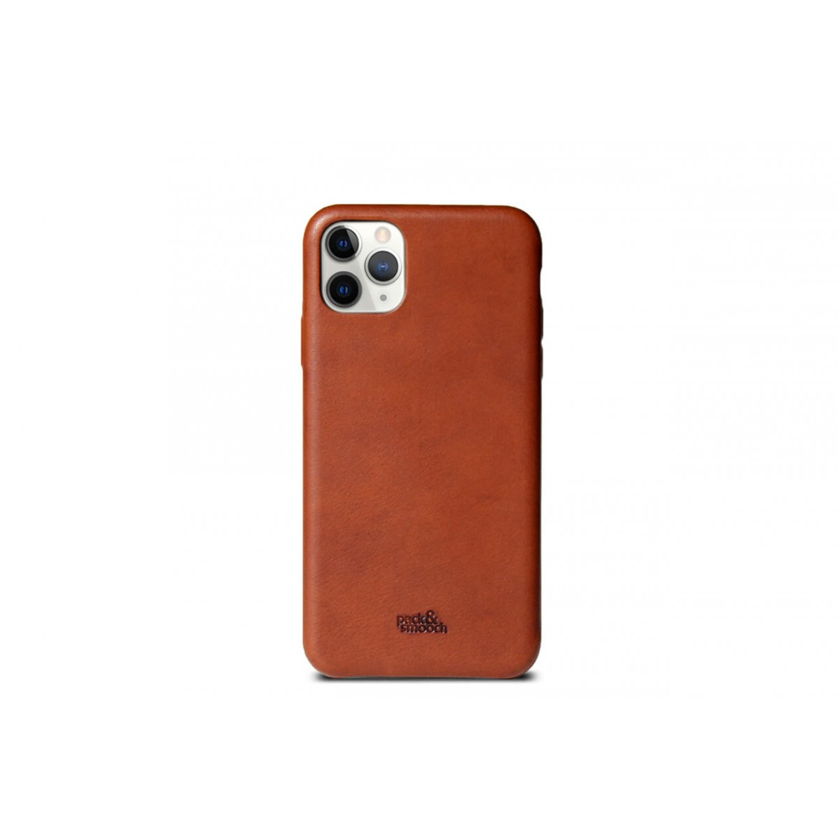 Pack & Smooch iPhone 11 Pro Leder Case, Back Cover