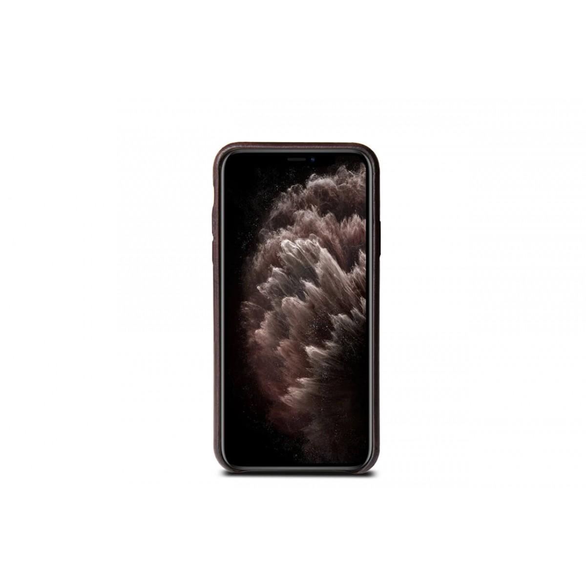 Pack & Smooch iPhone 11 Leder Case, Back Cover