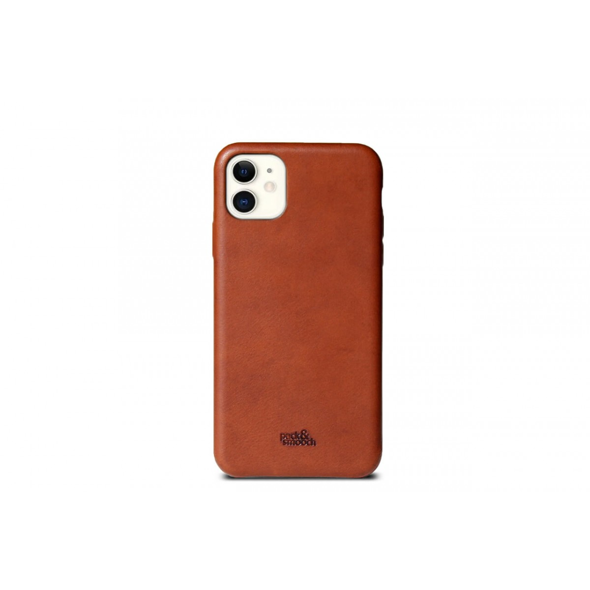 Pack & Smooch iPhone 11 Leder Case, Back Cover