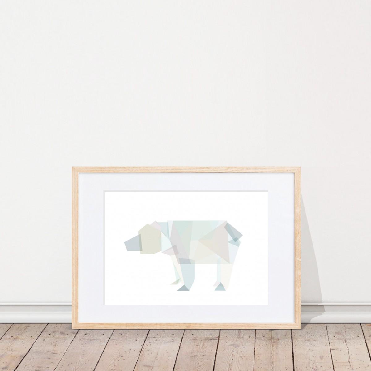 KAMI. poster – icebear