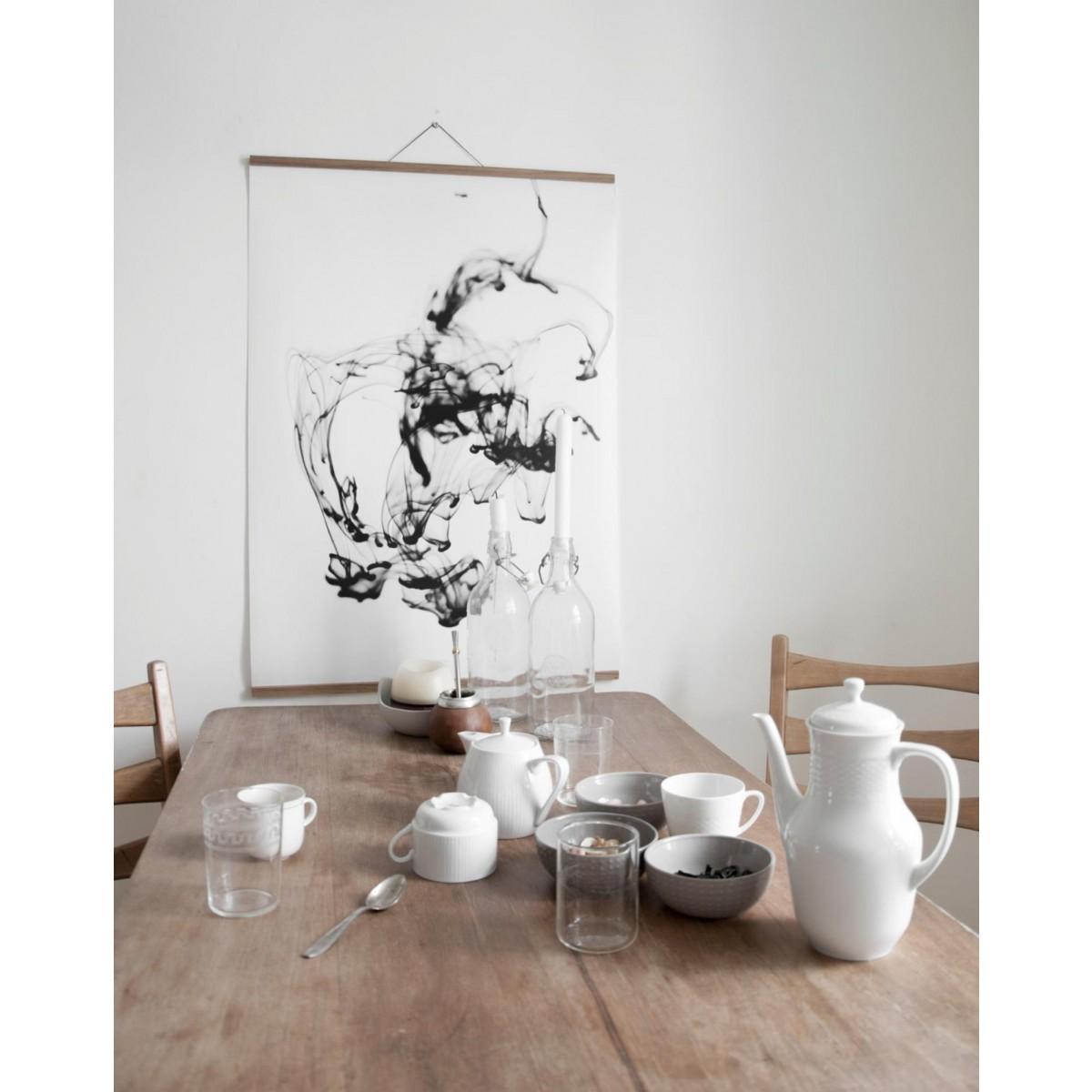 nahili SUDDEN movement - blue Artprint A3,50x70, A1 Poster