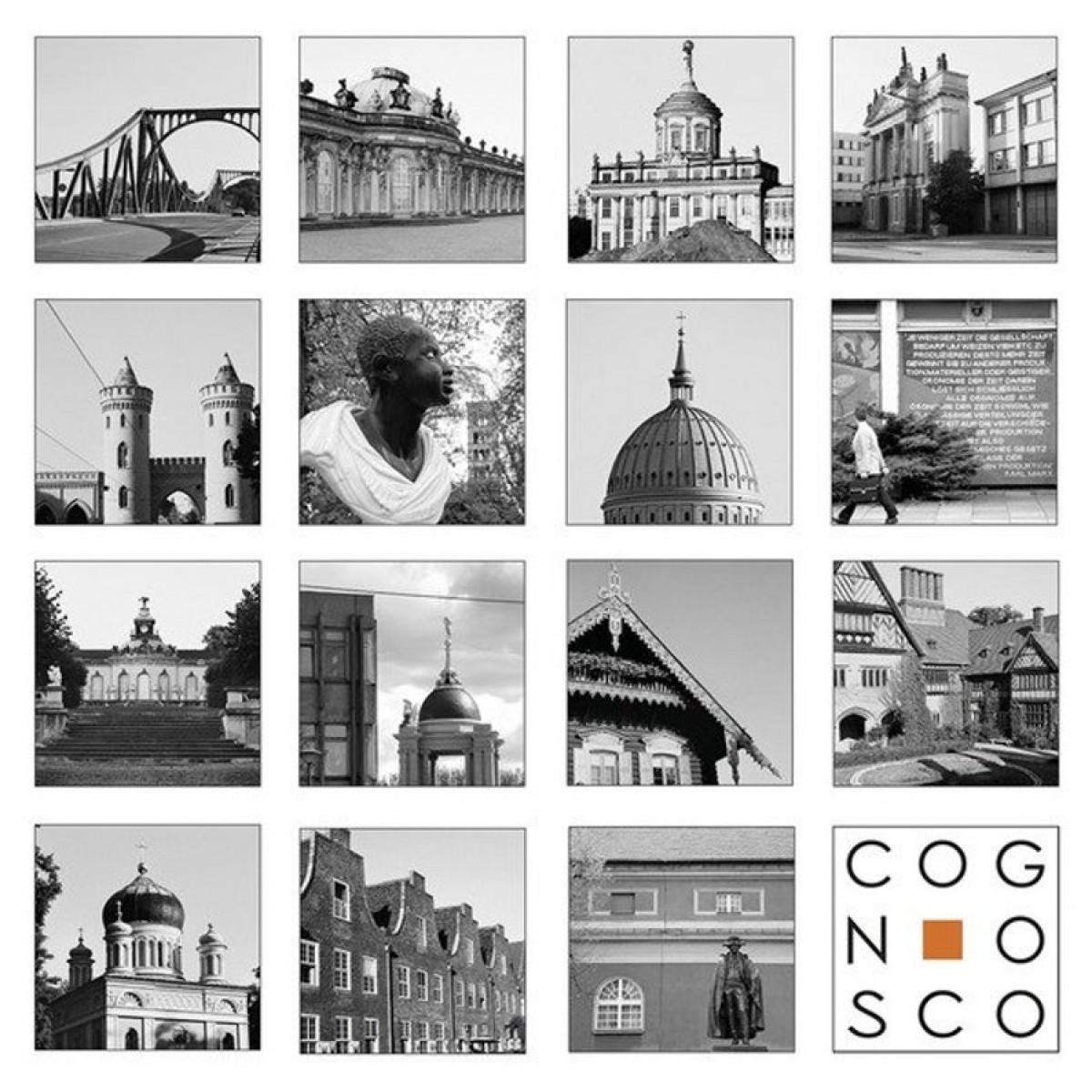 COGNOSCO Memo-Spiel Potsdam
