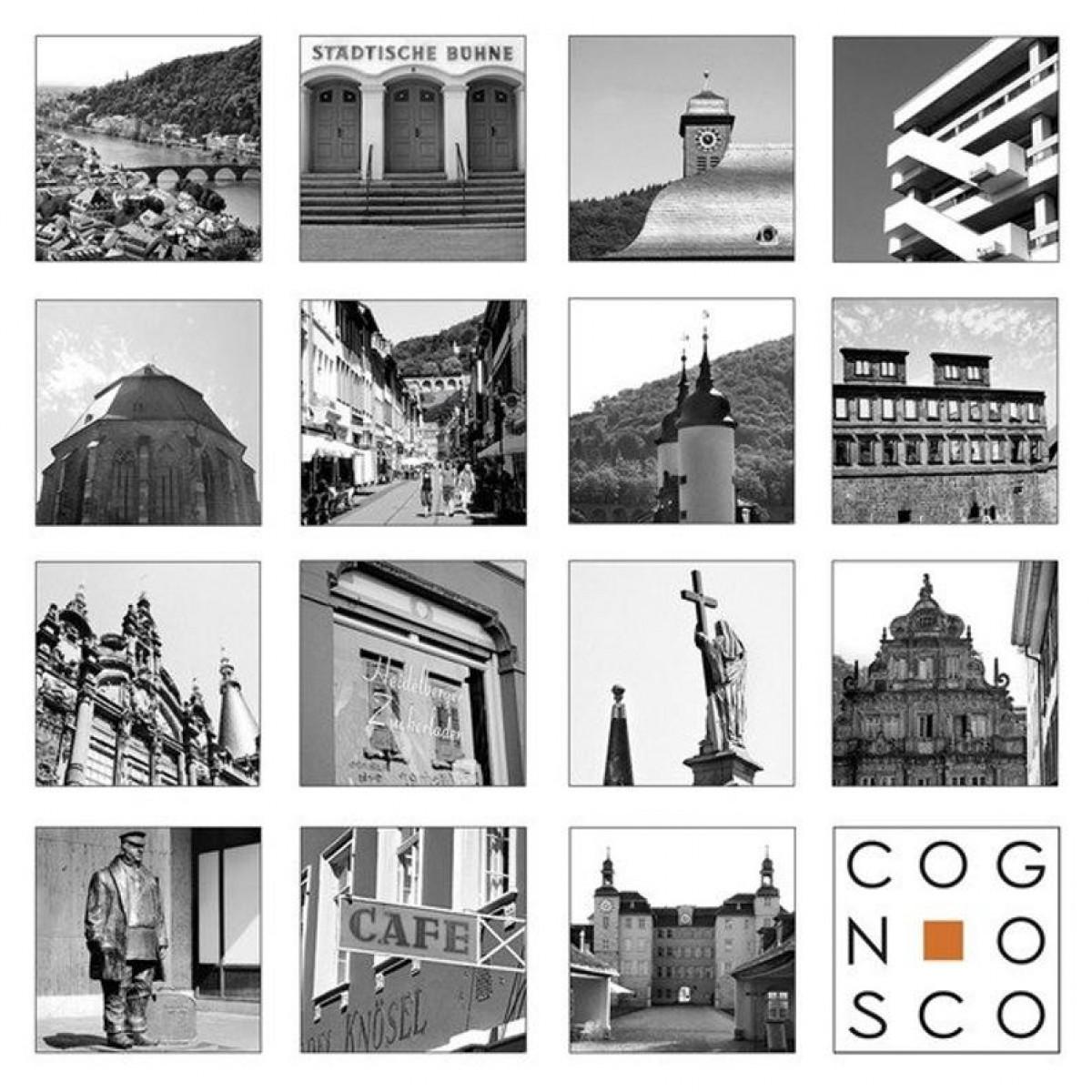 Memo-Spiel Heidelberg