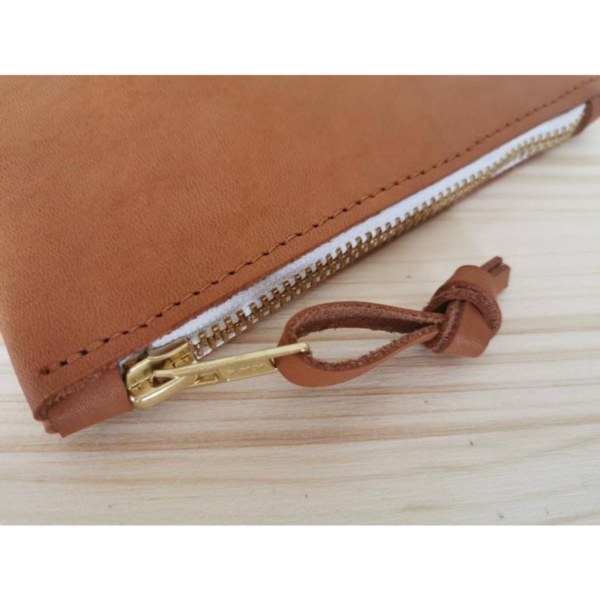 BSaite / Kleines Leder Portemonnaie / kleine Leder Clutch / Minitasche / Mini Geldbörse