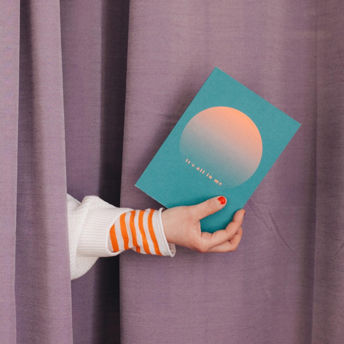 """oh tinyville - """"it's all in me"""" - dein Journal zum Reflektieren"""