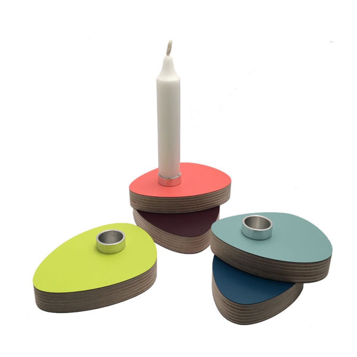 jack be nimble Kerzenständer / einzeln