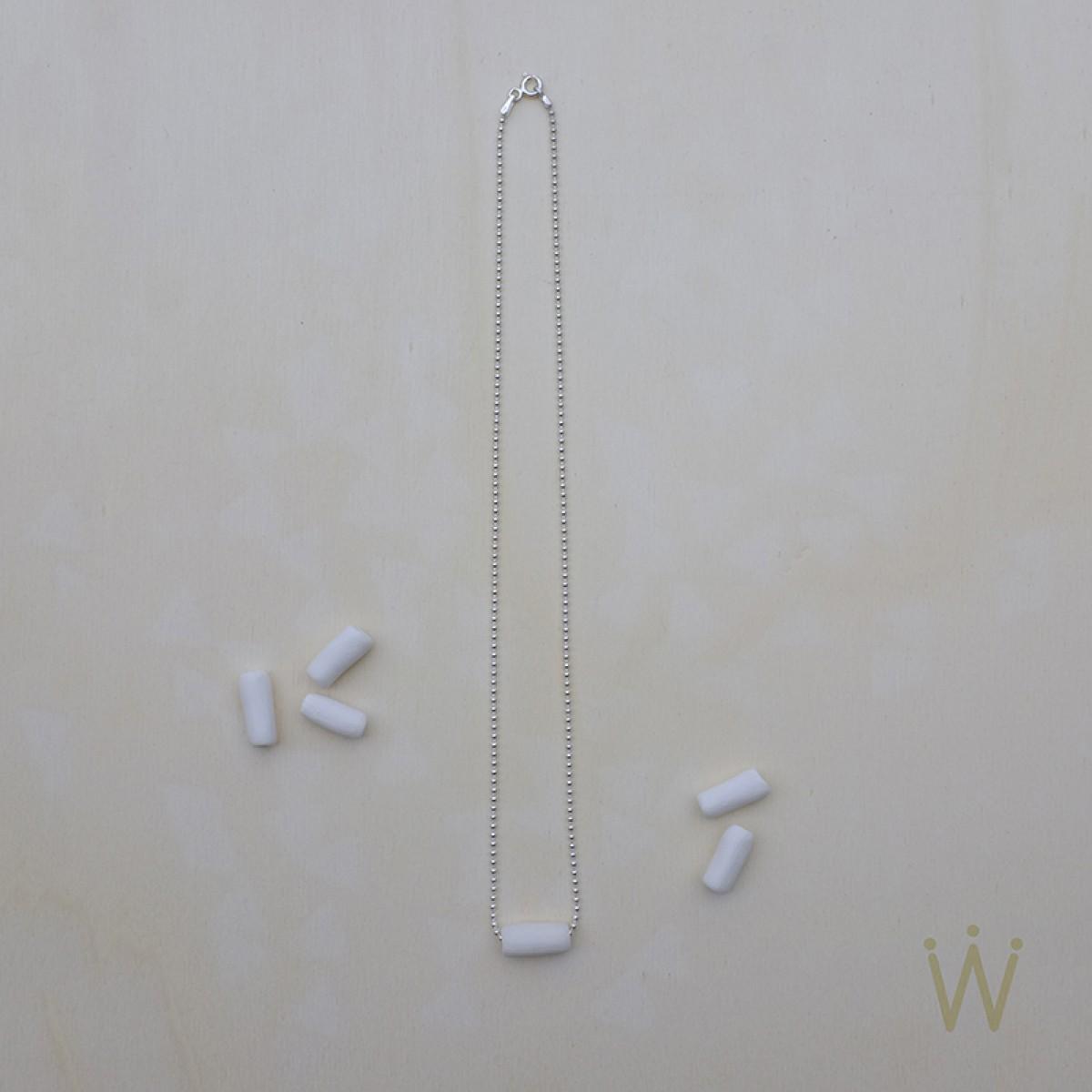 ✽ jolie porcelaine ✽ Kette  von Weiskönig Jewelry