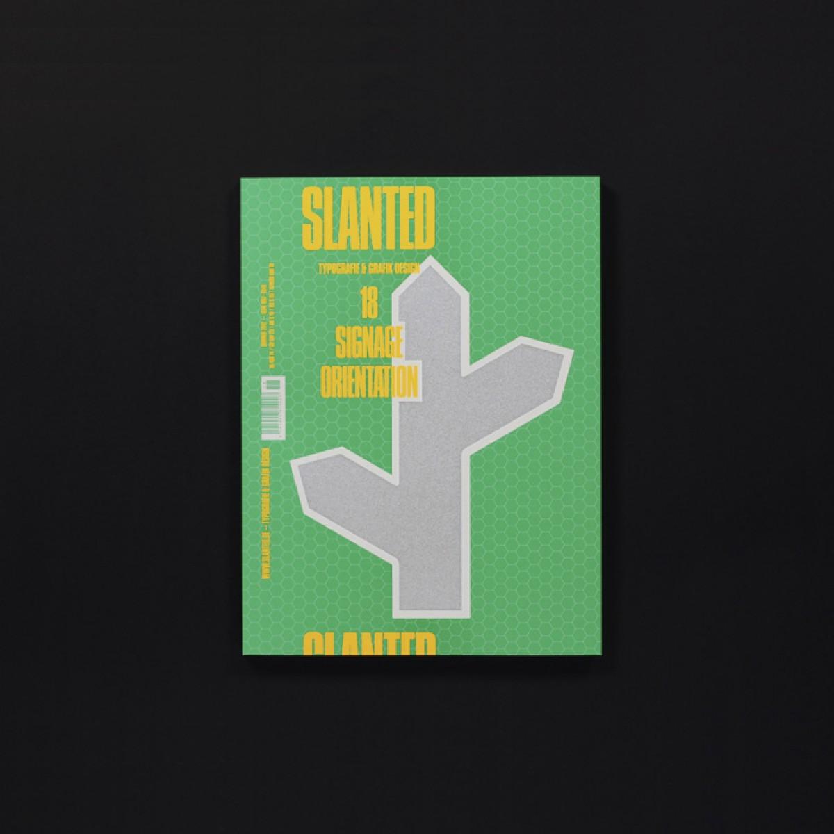 Slanted Magazin #18 Signage/Orientation