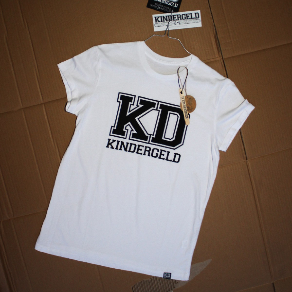 KINDERGELD T-SHIRT KD (Männer)